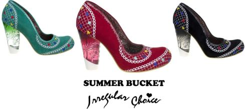 Irregular Choice Summer Bucket