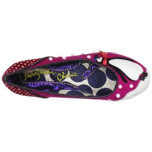 Irregular Choice Rockhopper en rose