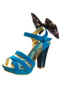 Sandales Bow Bananas par Irregular Choice
